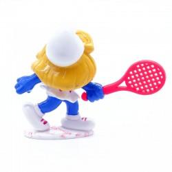 Figurine Schtroumpfette Tenis - Schleich - Germany Peyo