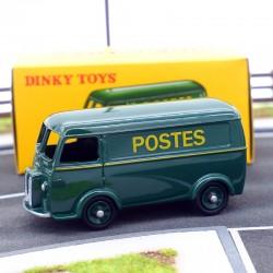 Peugeot D3A La Poste - Dinky Toys ( Atlas ) - 1/50ème  / 1/60ème En boite