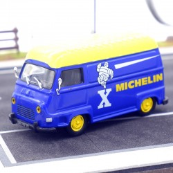 Renault Estafette Michelin - 1/43ème Sans boite