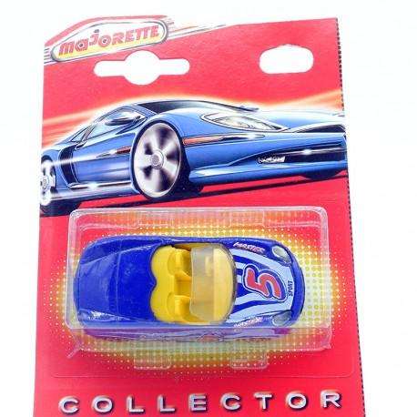 Porsche Boxster Cabriolet - Majorette - 3 Inche Sous blister