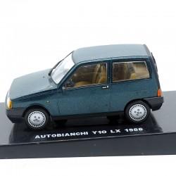 Autobianchi Y10 LX 1986 - 1/43ème