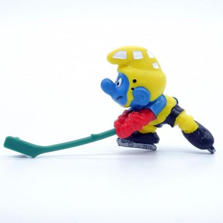 Figurine Schtroumpf Hockey - Schleich - Germany Peyo