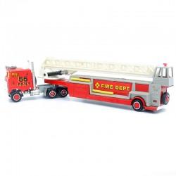 Camion de Pompier - Majorette - 1/87ème Sans boite