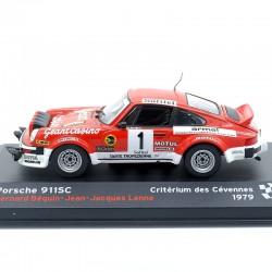 Porsche 911SC - Critérium des Cévennes 1979 - 1/43ème En boite
