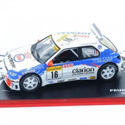 Peugeot 306 Maxi - Rallye Monte Carlo 1998 - 1/43ème En boite