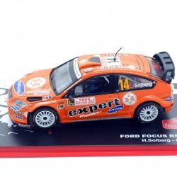 Ford Focus RS WRC 07 - Rallye Monte Carlo 2008 - 1/43 ème En boite