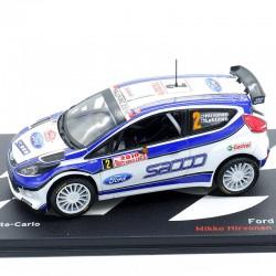 Ford Fiesta S2000 - Rallye Monte Carlo 2010 - 1/43ème En boite