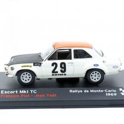 Ford Escort MKI TC - Rallye Monte Carlo 1969 - 1/43ème en boite