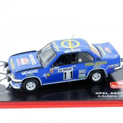 Opel Ascona 400 - Rallye Monte Carlo 1981 - 1/43ème en boite
