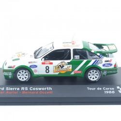 Ford Sierra RS Cosworth - Tour de Corse 1988 - 1/43ème En boite