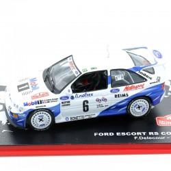 Ford Escort RS Cosworth - Rallye Monte Carlo 1993 - 1/43ème En boite