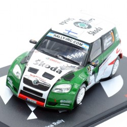 Skoda Fabia S2000 - Argentina Rally 2010 - 1/43ème En boite