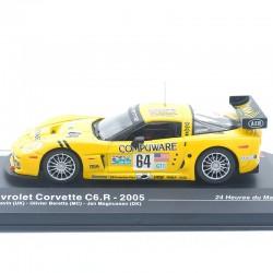 Chevrolet Corvette C6.R - 24 Heures du Mans 2005 - 1/43ème En boite