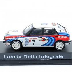 Lancia Delta Integrale - 1/43ème en boite