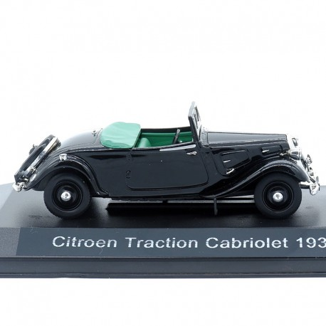 Citroen Traction Cabriolet - 14/43ème En boite