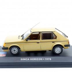 Simca Horizon 1978 - 1/43ème en boite