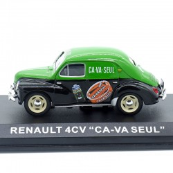 Renault 4Cv - Ca va Seul - 1/43ème en boite