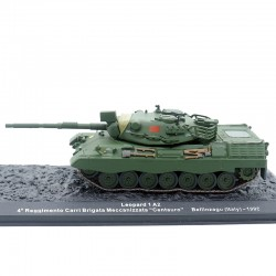 Tank Leopard 1 A2 - Italie 1998 - 1/72ème en boite