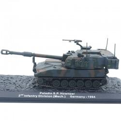 Paladin S.P. Howitzer - Allemagne 1994 - 1/72ème en boite