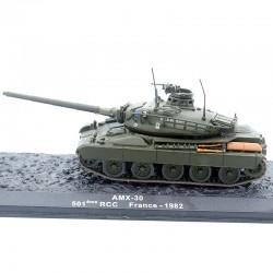 Tank AMX-30 - France 1982 - 1/72ème En boite
