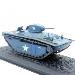 Blindé Amphibie LVT A-1 - Iles Mariane 1944 - 1/72ème en boite