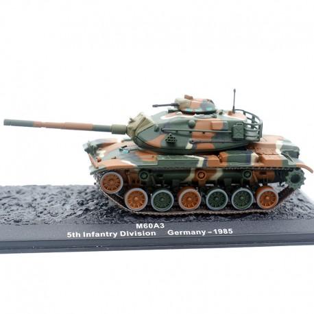 Tank M60A3 - Allemagne 1985 - 1/72ème en boite