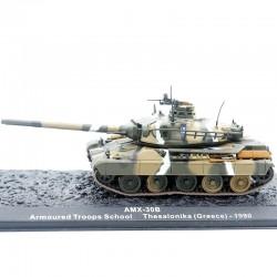 Tank AMX 30B - Grèce 1990 - 1/72ème en boite