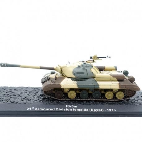 Tank IS-3m - Egypte 1973 - 1/72ème en boite