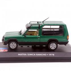 Matra Simca Rancho 1978 - 1/43ème en boite