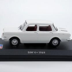 Sim'4 1969 - Simca - 1/43ème en boite