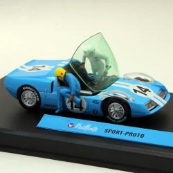 Michel Vaillant Sport-Proto - 1/43 ème En boite