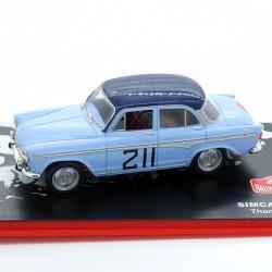 Simca Aronde - Rallye Monte Carlo 1959 - 1/43ème En boite