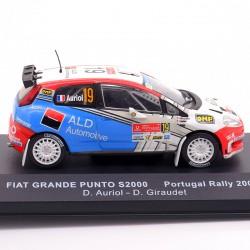 Fiat Grande Punto S2000 - Portugal Rally 2008 - 1/43ème En boite
