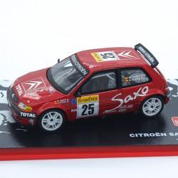 Citroen Saxo Kit Car - Rallye Monte Carlo 1999 - 1/43ème en boite
