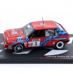 Lancia Delta HF Integrale 16V - Rallye Sanremo 1989 - 1/43ème En boite