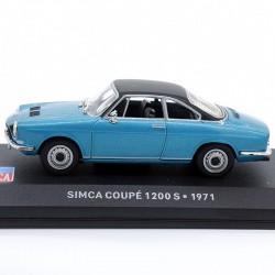 Simca Coupé 1200 S - 1/43ème En boite