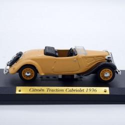 Citroen Traction Cabriolet - 1/43ème En boite