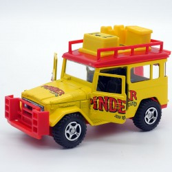 Toyota Pinder - Majorette - 1/36ème En boite