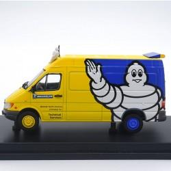 Freightliner Sprinter Michelin - Eligor - 1/43ème En boite