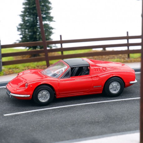 Ferrari Dino 246 GTS - Matchbox Dinky - 1/43ème Sans boite
