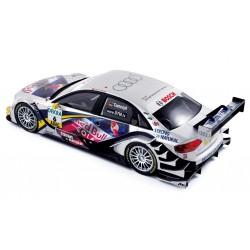 Audi A4 DTM 2009 - Red Bull N°6 Tomczyk - Norev - 1/18eme en boite