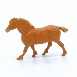 Figurine Cheval Marron - Starlux