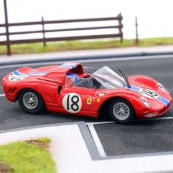 Ferrari 365 P2/P1 - Le Mans 1965 - Model Box - 1/43ème Sans boite