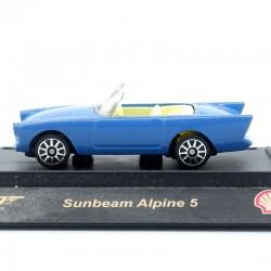 Sunbeam Alpine 5 - James Bond - Shell - 1/64ème En boite