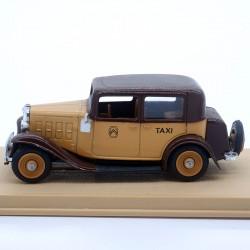 Citroen Rosalie Taxi-1933-1/43ème