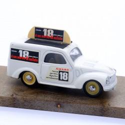 Fiat 500 C - Brumm - 1/43ème En boite