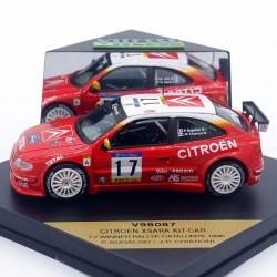 Citroen Xsara Kit-Car - Rallye Catalunya 1998 - Vitesse - 1/43ème En boite
