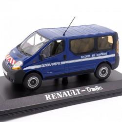 Renault Trafic Gendarmerie - Norev - 1/43ème En boite