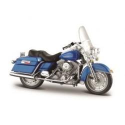 Harley Davidson 1997 FLHR Road King  - Maisto - 1/18eme sous blister
