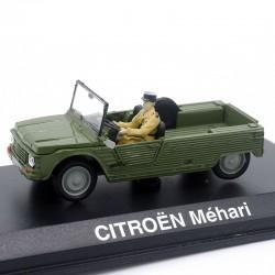 Citroen Méhari - Norev - 1/43ème En boite